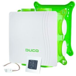 DucoBox Silent RH-BD All-in one actiepakket