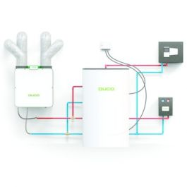 Ducobox Eco All Electric kit AE1