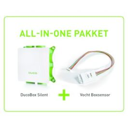 DucoBox Silent RH all in one