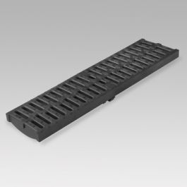 ACO kunststof Sleufrooster B125 8mm L=0,5m