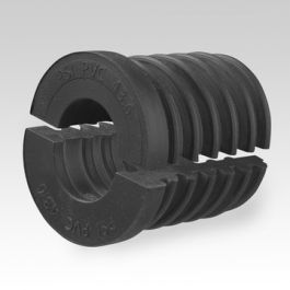 EPDM Waterdichte doorvoer 50-70m zwart