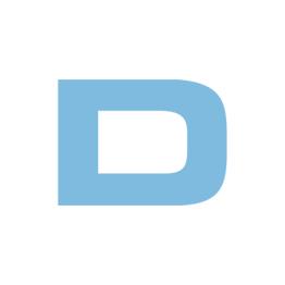 DykaSono PVC Overschuifmof 50mm 2x mof blauw