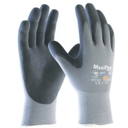 Maxiflex handschoen 42-874 XL/10 Zwart