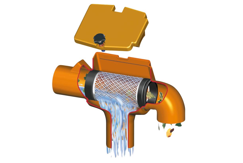 Filters voor regenwatertanks, doe de natuurlijk een plezier
