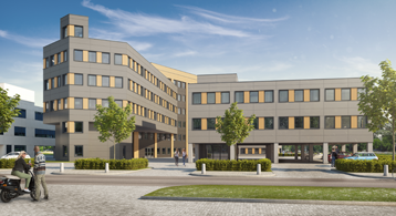 Project Next Building Amstelveen met DYKA Sono