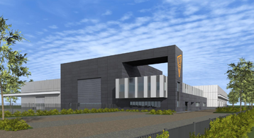 Project DYKA: Hemelwaterafvoer bedrijfshal Van der Sluis