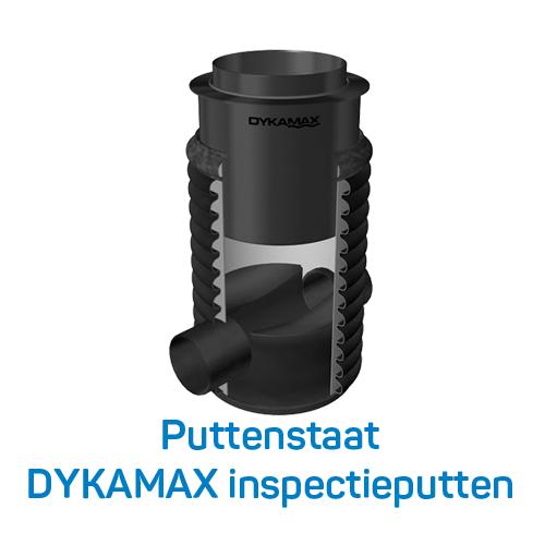 Puttenstaat DYKAMAX inspectieputten